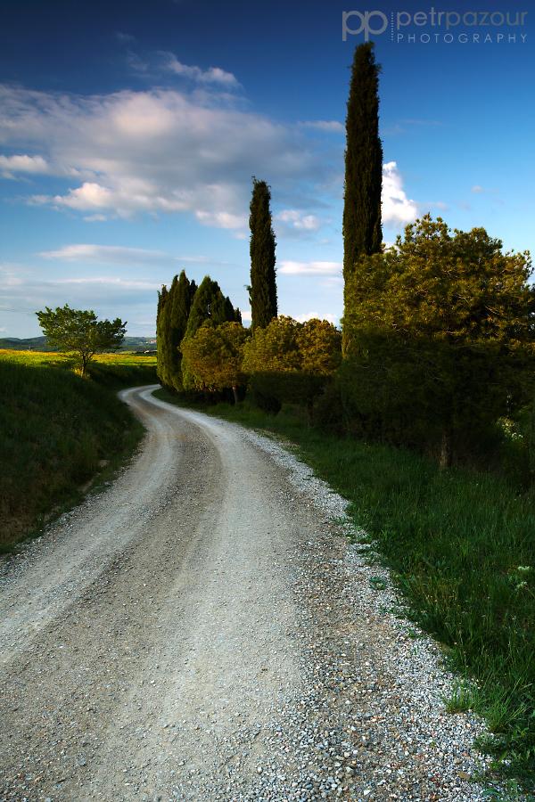 Toskánská cesta