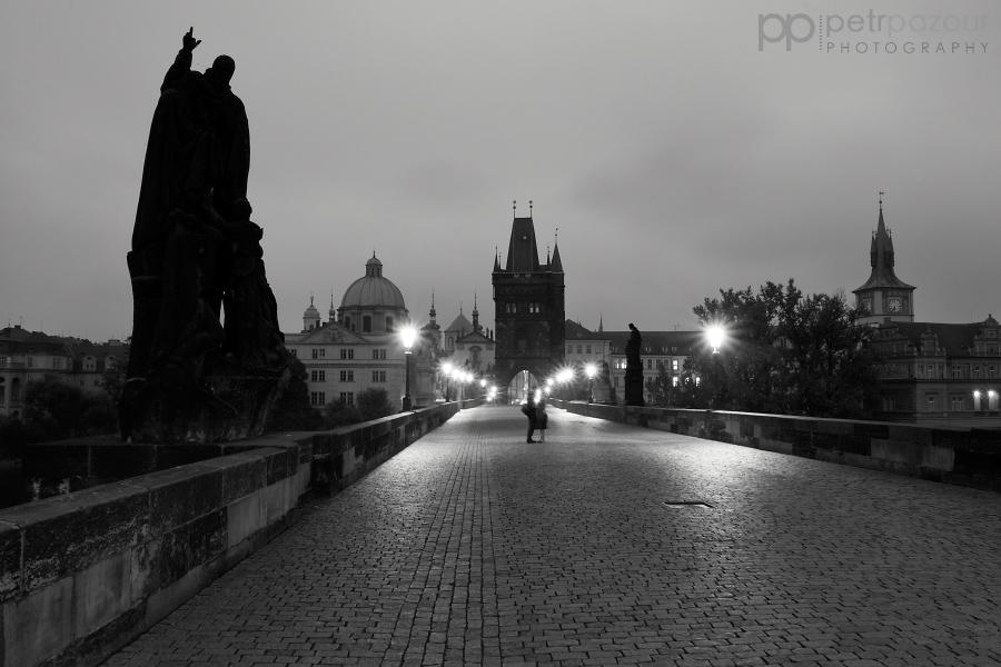 Pražské ráno