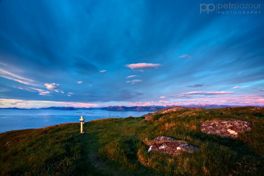 Runde - ostrov půlnočního slunce