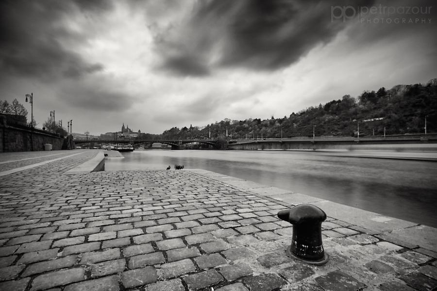 Pražské náplavky