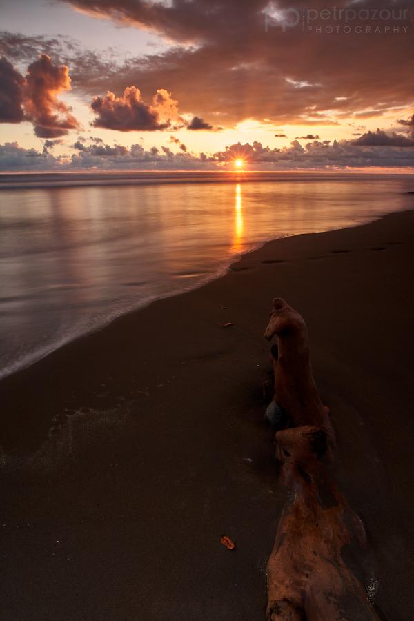 Západ Slunce v Dominicalu