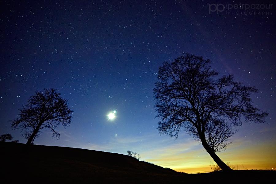 Planetární rande