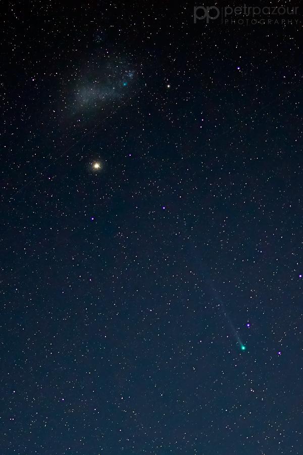 Kometa C/2012 F6 (Lemmon)