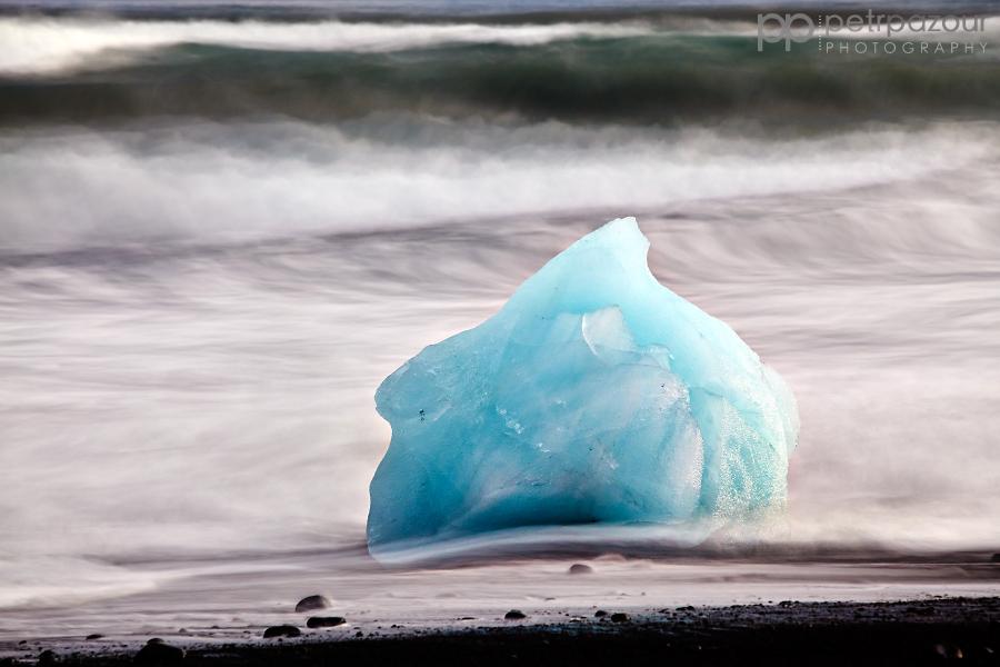 Ledovcový Jökulsárlón