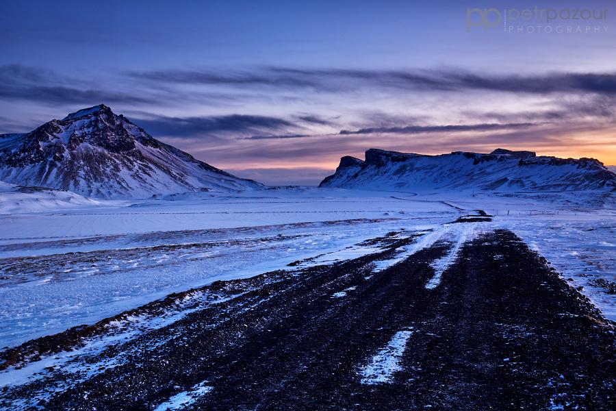 Cestou zimním Islandem