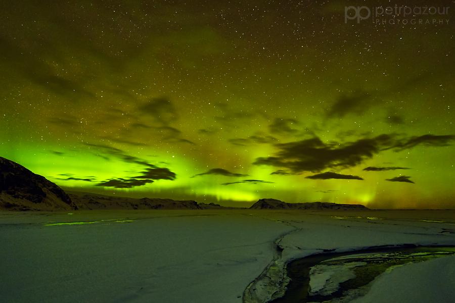 Strašidelná polární záře