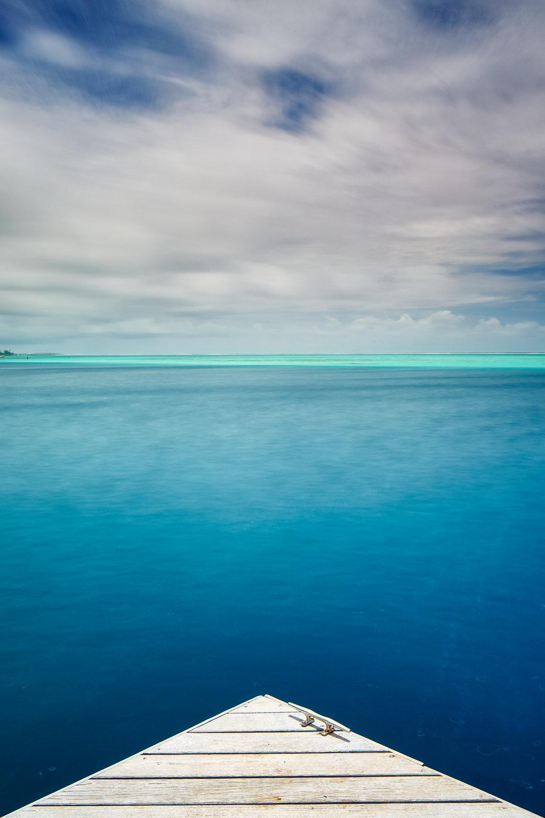 Tahitské molo