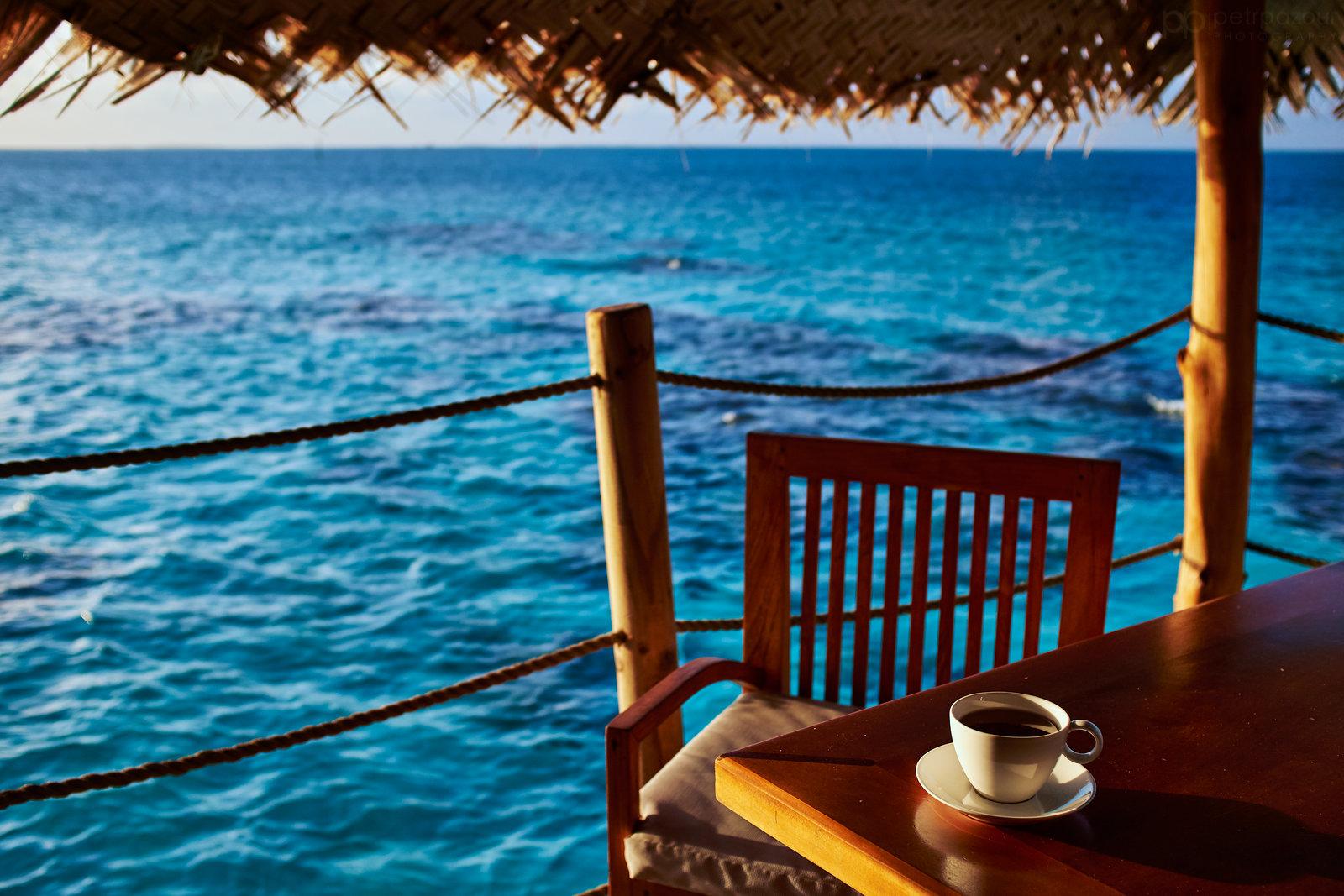 Káva v ráji