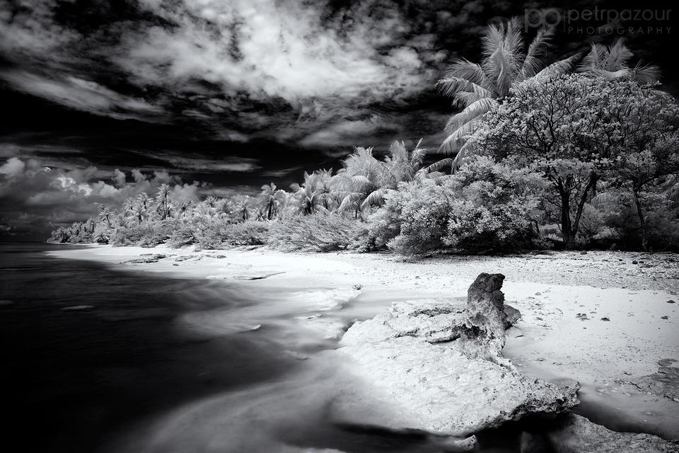 Fakarava a její kouzelná pláž