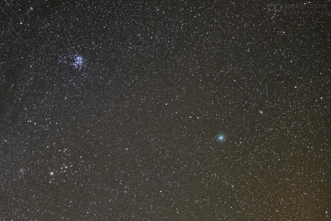 Kometa 46P Wirtanen