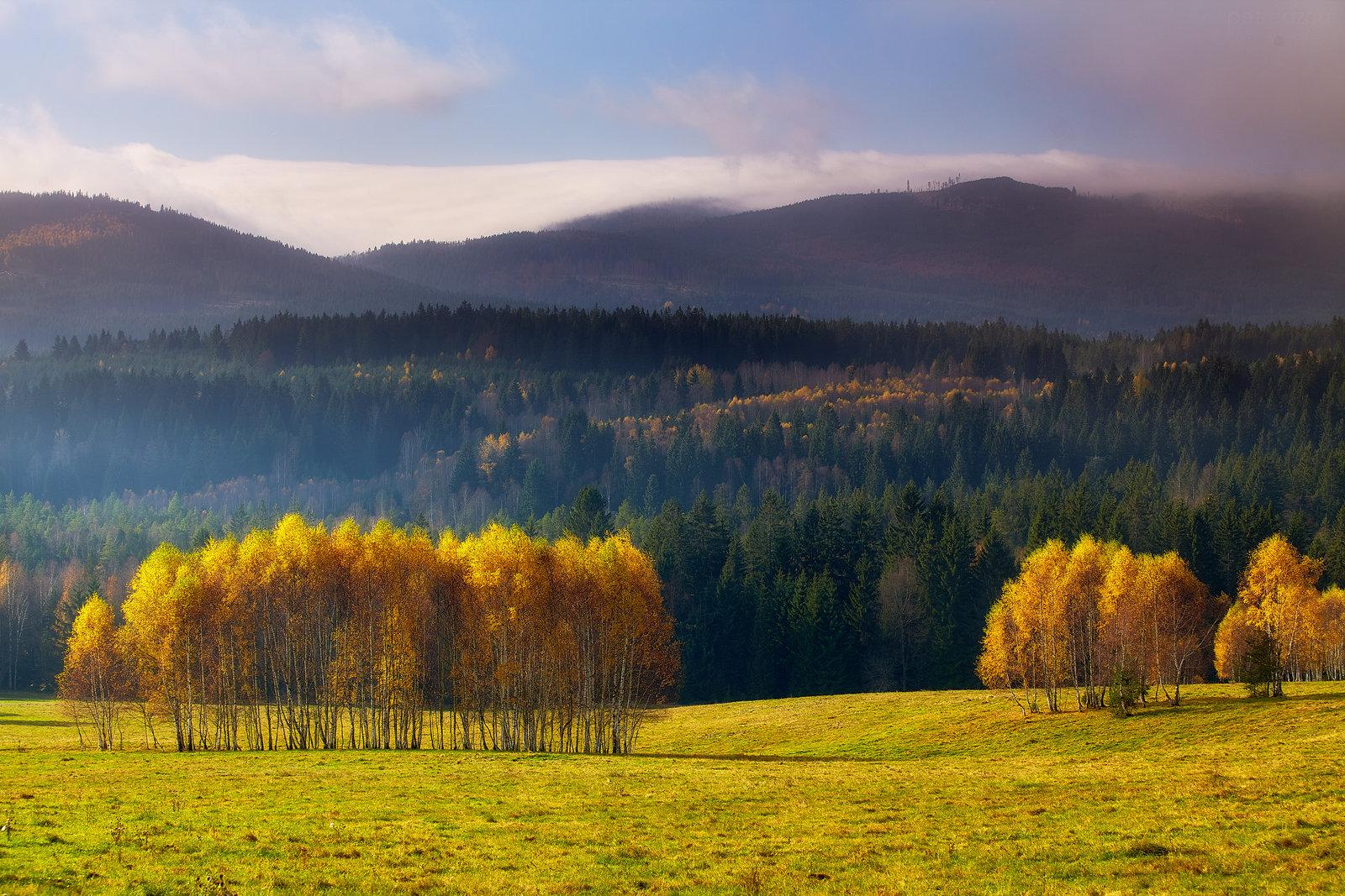Podzim před koncem